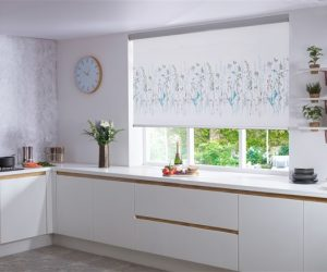 kitchen blind