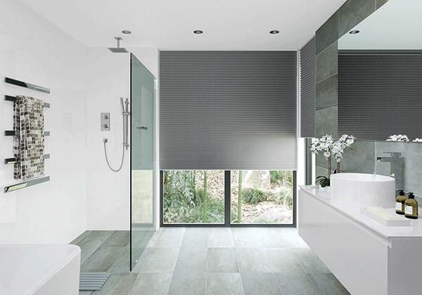 click for bathroom blinds